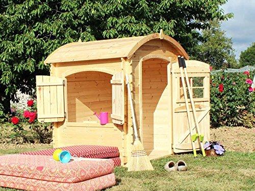 top 13 meilleure cabane maisonnette en bois pour. Black Bedroom Furniture Sets. Home Design Ideas