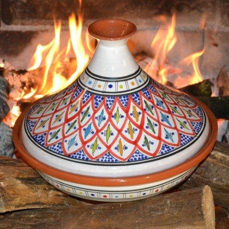 Meilleurs plats tajine terre cuite fonte c ramique - Tajine en terre cuite ...