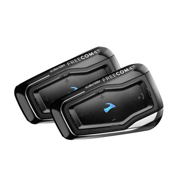 Cet intercom moto Cardo Scala Rider Freecom 4 est un modèle de réussite. Il  dispose de connexions très performantes grâce à la présence du bluetooth ... 887ae56bb92a